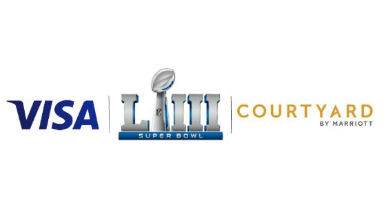 Visa Super Bowl Logo