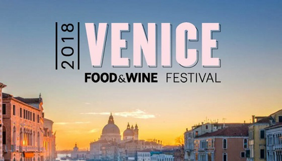 Venice food and wine logo