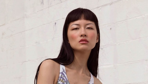 Cynthia Rowley Model