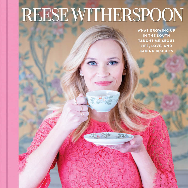 Sip & Celebrate at the <i>Whiskey in a Teacup</i> Book Tour Party at JW Marriott Nashville + Meet & Greet with Reese Witherspoon