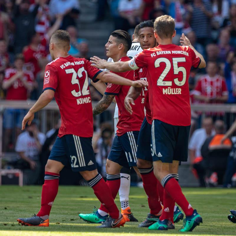 Bayern soccer team