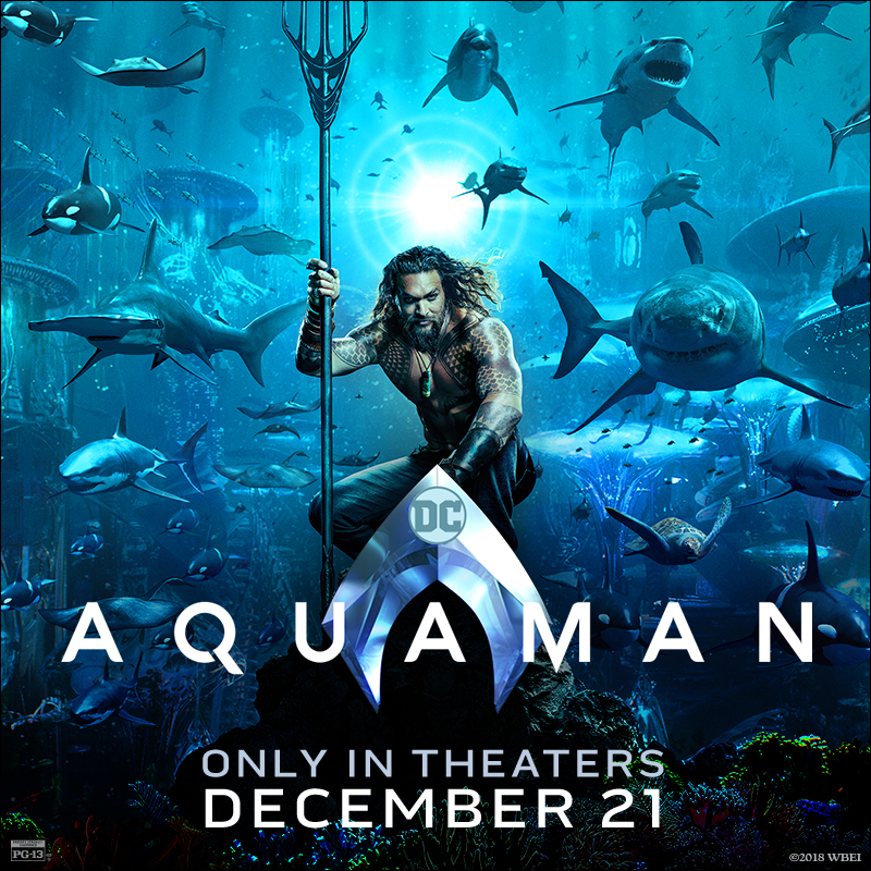 Bright Lights and Big Stars! Attend the <I>Aquaman</I> Movie Premiere & After Party in Los Angeles