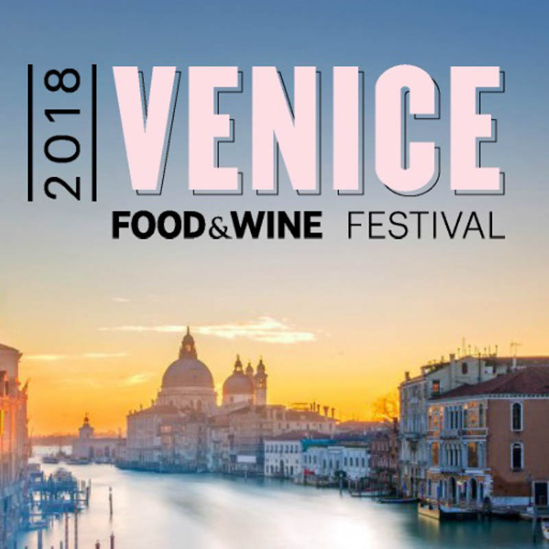 Venice food and wine logo