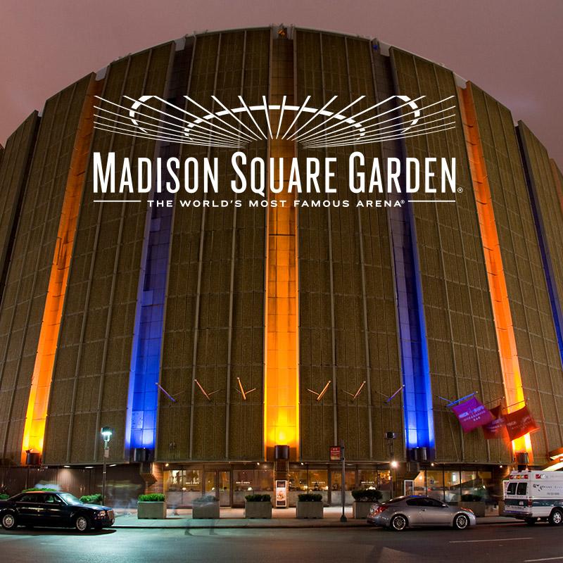 Madison Square Garden - Citi Hoops Classic: Kentucky vs. Seton Hall - Stadium Seats