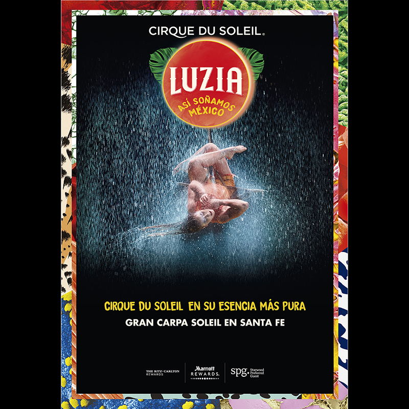 Experience the Magic of Cirque Du Soleil LUZIA + Stay at The Westin Santa Fe, Mexico City