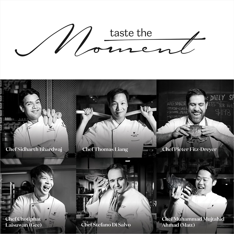 Indulge Your Senses at Marriott's Taste the Moment Festival + 1-Night Stay at JW Marriott Singapore South Beach<br>