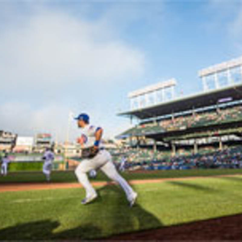 Score Tickets and Take the Field Alongside the <i>Chicago Cubs</i>&trade; at Legendary <i>Wrigley Field</i>&trade;