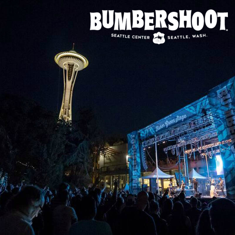 Live it Up Labor Day Weekend at Bumbershoot Festival! Stage-Hop in Style with VIP Access