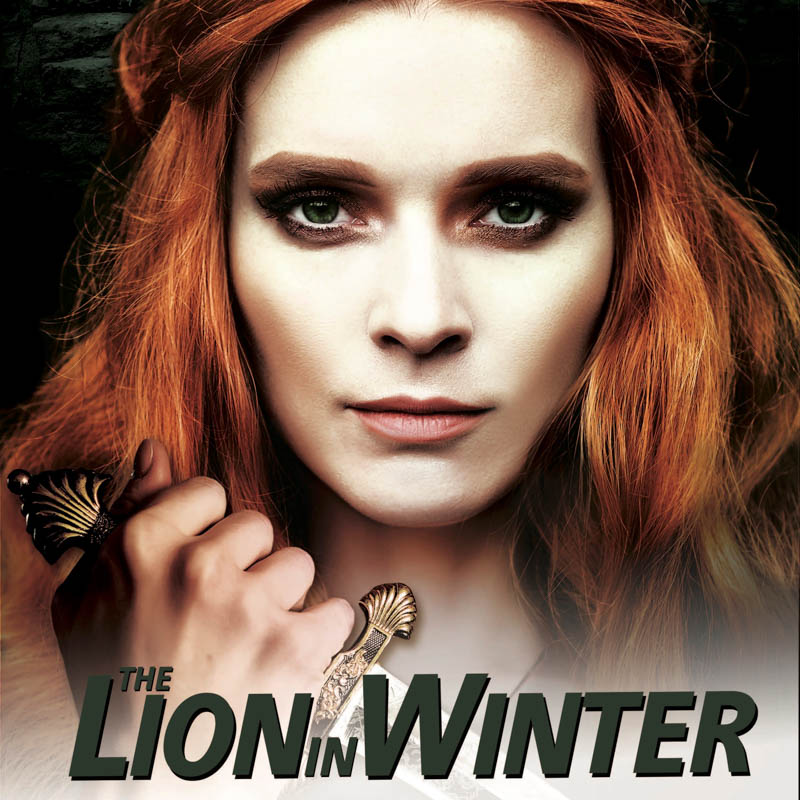 Lion in Winter show poster