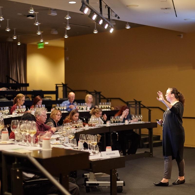 wine tasting class
