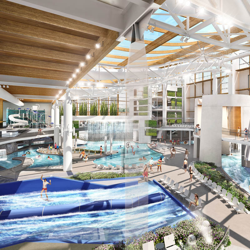 Water & Music Come Together for a Multi-Sensory Experience at SoundWaves + Stay at Gaylord Opryland