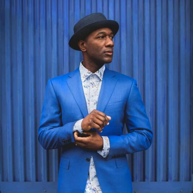 Thumbanil for Moments Live: Meet & Greet with Aloe Blacc + Learn Cooking Tips from Chef Aaron Silverman + DJ Set by Mayer Hawthorne