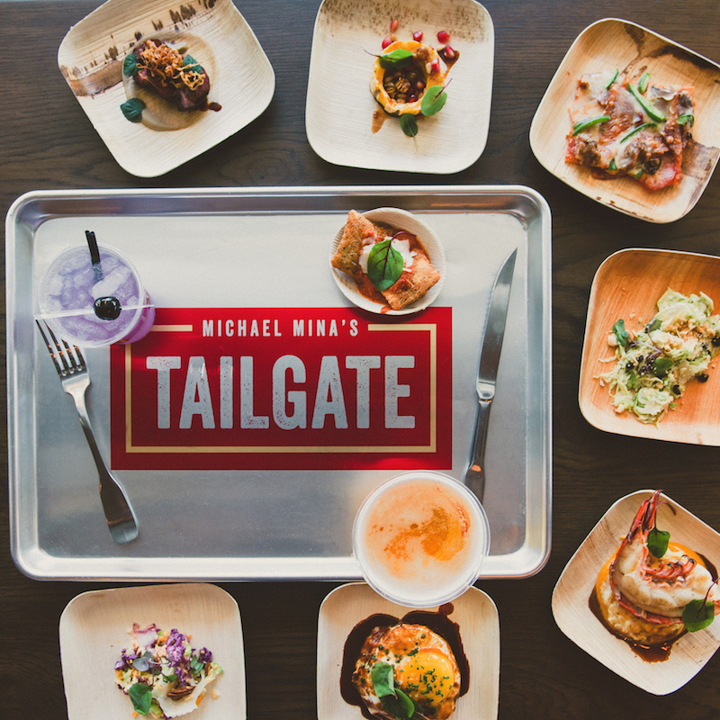 Score a Touchdown with Club Seats, Field Passes & Access to Michael Mina's Tailgate at Levi's® Stadium