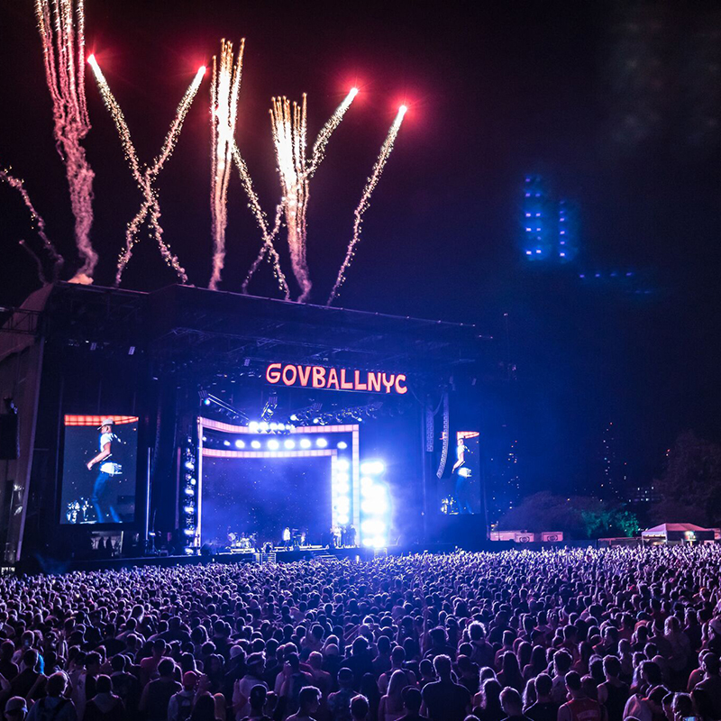 Thumbanil for Rock Out to the Beats of Eminem, Jack White, Travis Scott + More with GA Tickets to the Governors Ball Music Festival