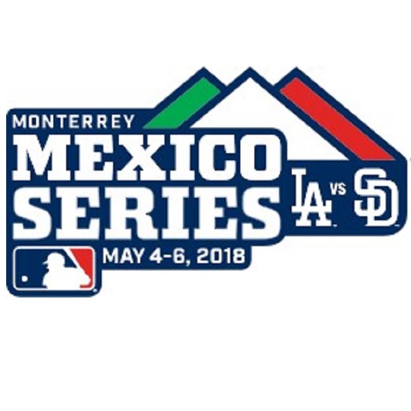 MLB Mexico Series Logo
