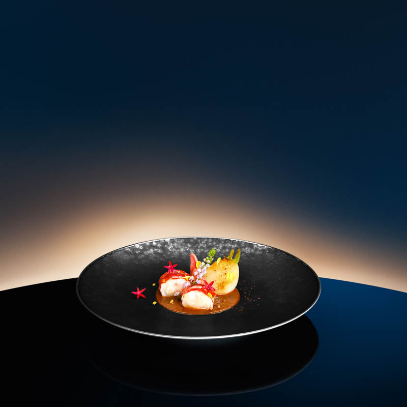 Stellar dinner