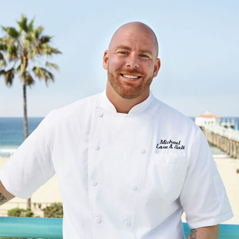 Cook Italian-Inspired Cuisine with Michael Fiorelli of Love & Salt + Stay at The Ritz-Carlton, Half Moon Bay