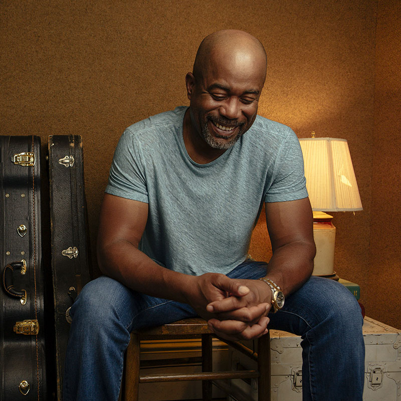 Meet Darius Rucker and See Him Perform at the Brand New Gaylord Rockies Resort