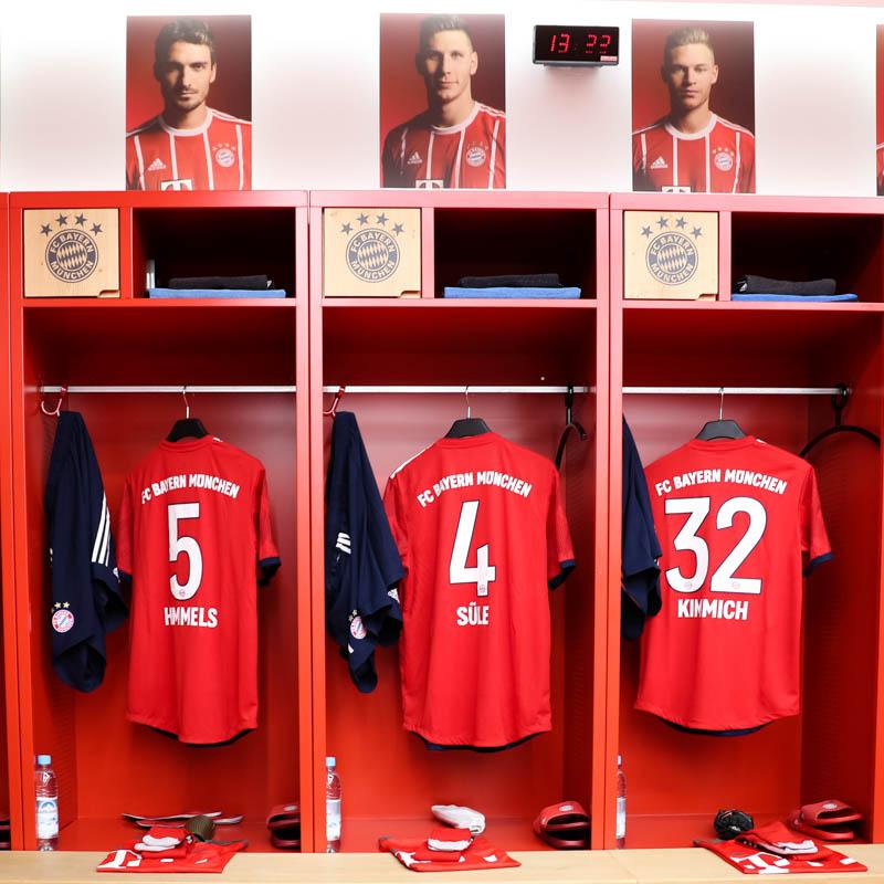 FC Bayern Lockers
