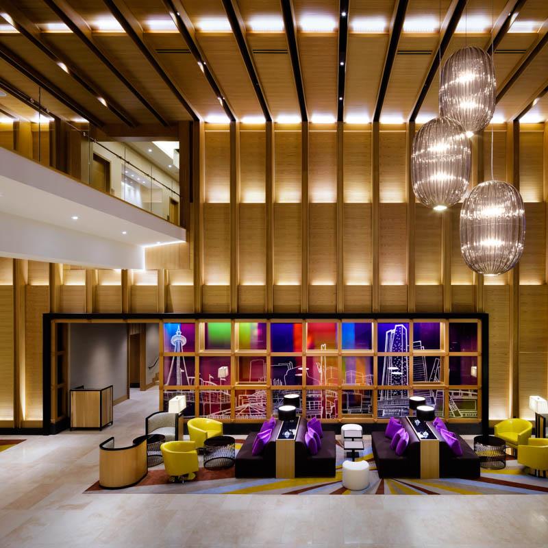 Delta lobby