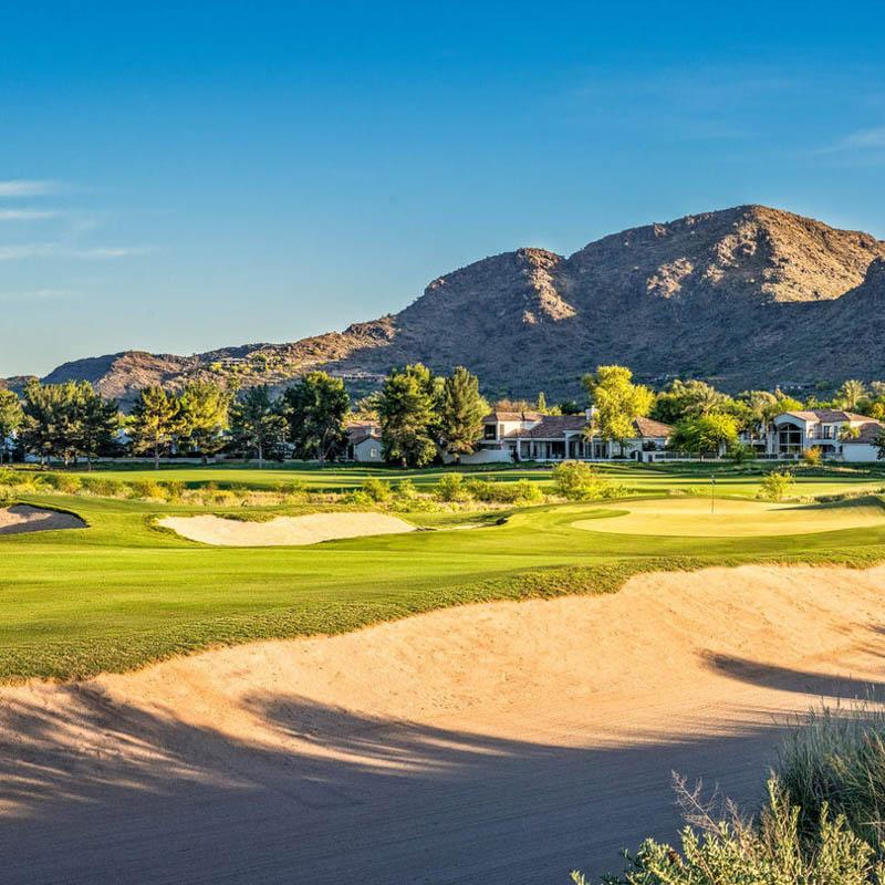 Camelback golf course