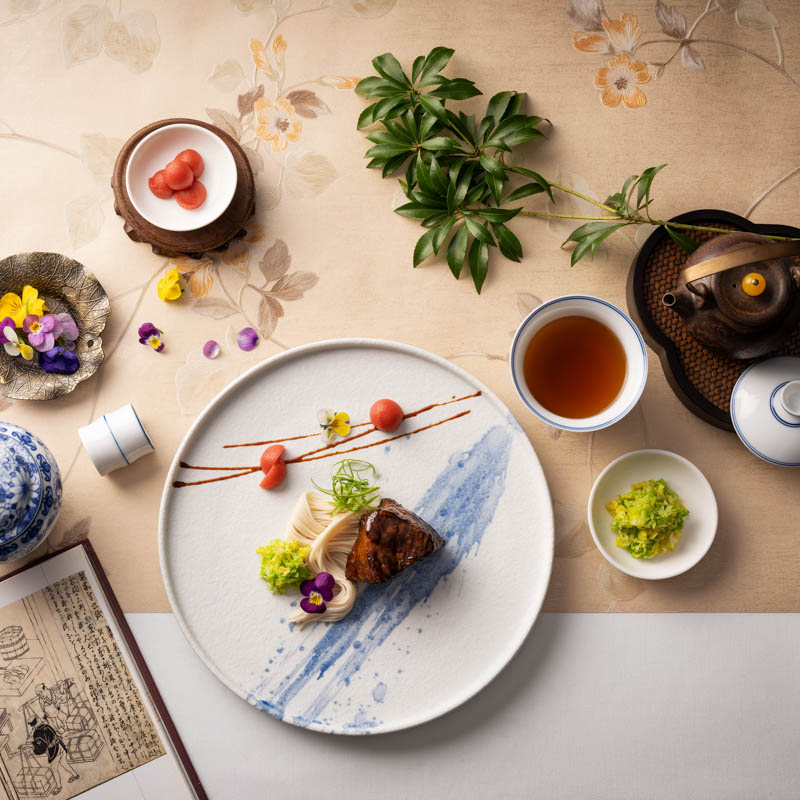 Indulge Your Senses at Taste the Moment + Stay at JW Marriott Hotel Shanghai at Tomorrow Square