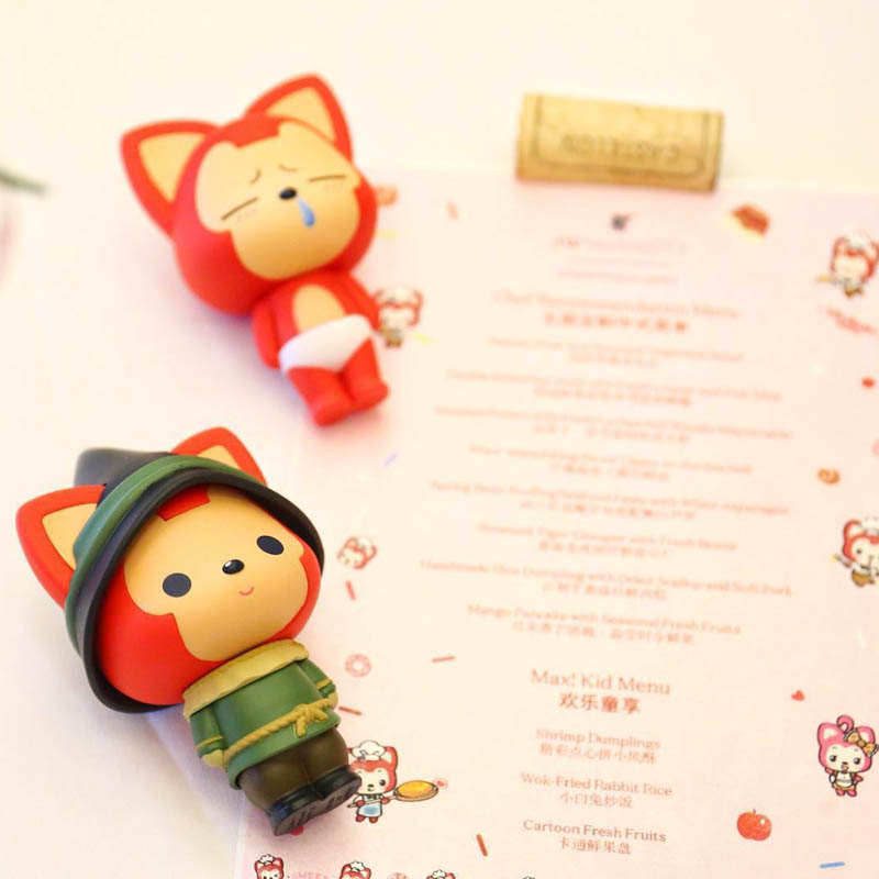 Get into the Holiday Season with Ali the Fox! Access to FunMax Expo + Afternoon Tea + Stay at JW Marriott Shenzhen Bao'an