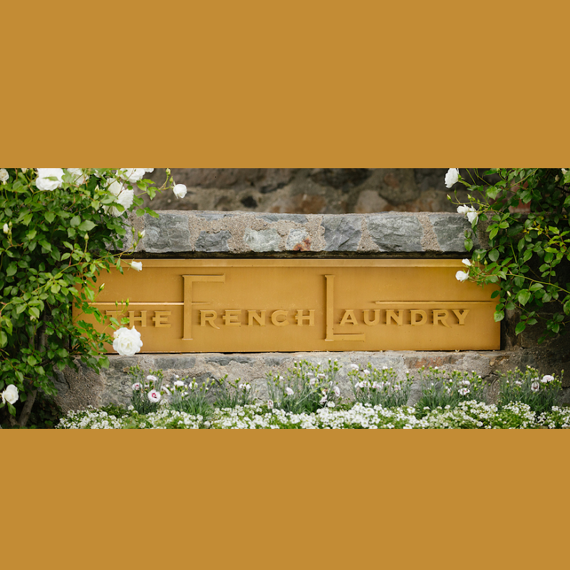 Dine in Decadence at Iconic Michelin Star Restaurant The French Laundry + Kitchen Tour