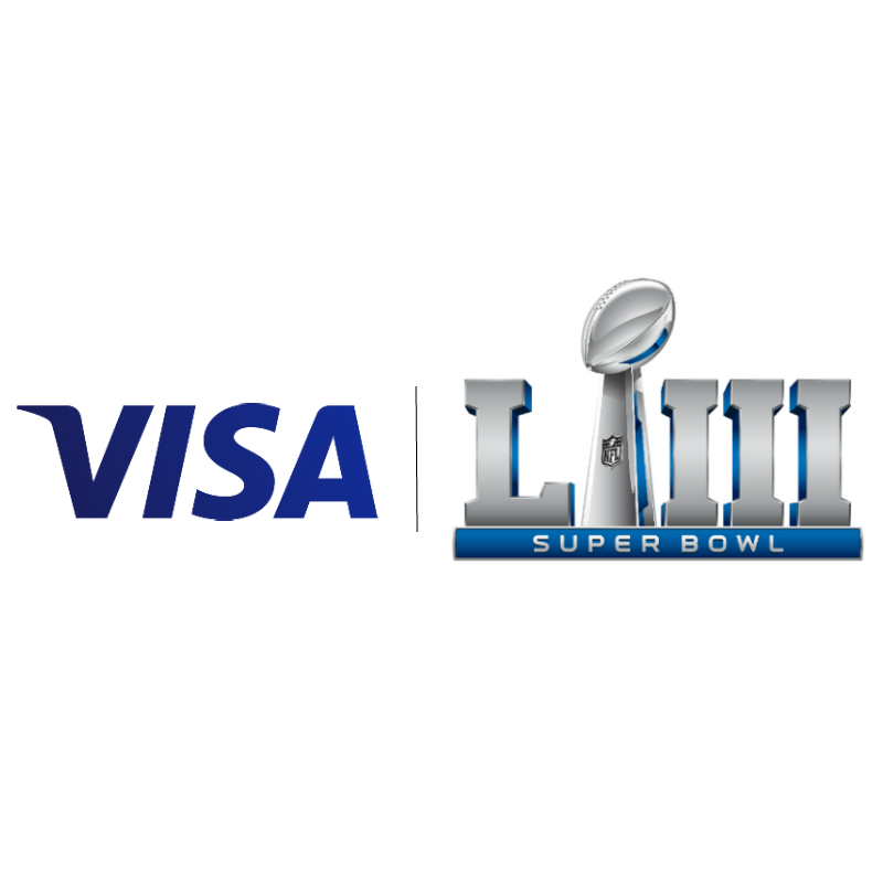 Super Bowl LIII Field Level Suite Tickets presented by Visa + a $100 Visa Gift Card + Hotel Stay