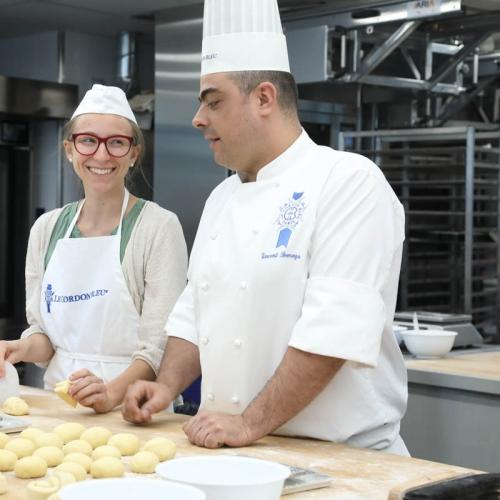 Baking class