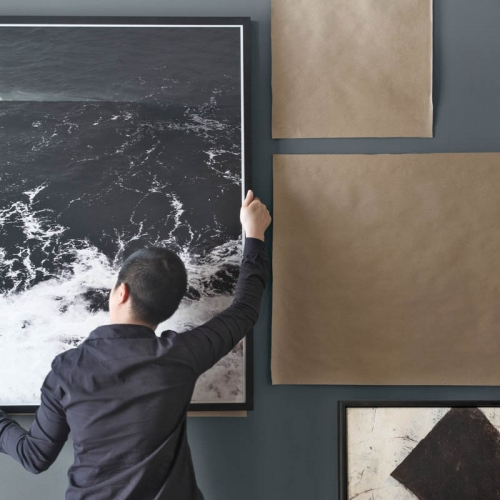 Gallery Wall 101 with west elm! Plus, Gift Cards + In-Home Installation