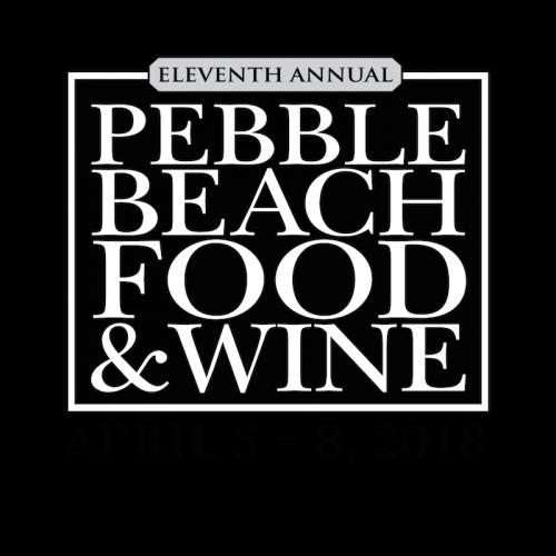 pebble beach food & wine logo