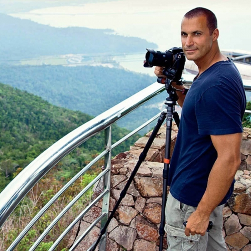 Learn to Snap like a Pro with Fashion Photographer Nigel Barker + Stay at AC Hotel New York Times Square