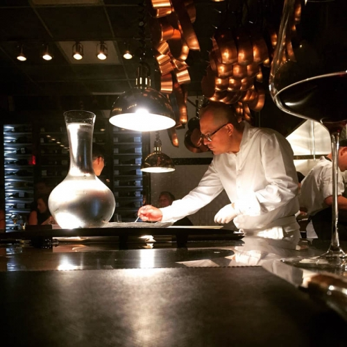 See Chef César Ramirez in Action at Michelin 3-Star Restaurant, Chef's Table at Brooklyn Fare – <b>Counter for 4</b>